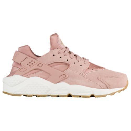 (取寄)Nike ナイキ レディース スニーカー エア ハラチ Nike Women's Air Huarache Particle Pink Mushroom Sail Gum Med Brown