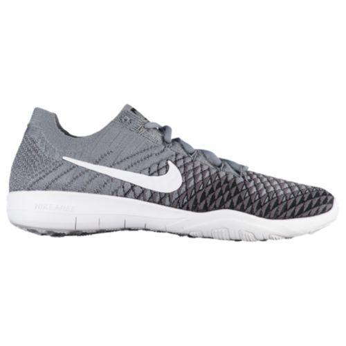(取寄)Nike ナイキ レディース トレーニングシューズ フリー TR フライニット 2 Nike Women's Free TR Flyknit 2 Ice Cool Grey White Black