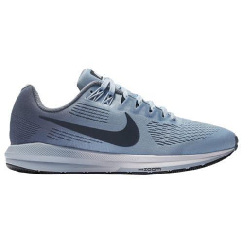 (取寄)Nike ナイキ レディース ランニングシューズ エア ズーム ストラクチャ 21 Nike Women's Air Zoom Structure 21 Armory Blue Armory Navy Cirrus Blue