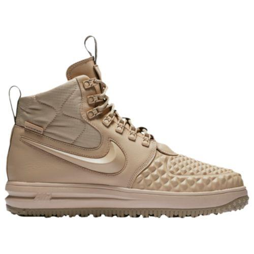 (取寄)Nike ナイキ メンズ ルナ フォース 1 ダックブーツ Nike Men's Lunar Force 1 Duckboots Linen Linen Khaki