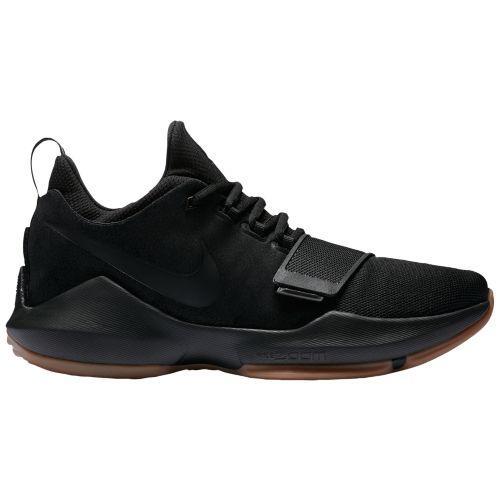 (取寄)Nike ナイキ メンズ スニーカー バッシュ PG 1 バスケットシューズ Nike Men's PG 1 Black Anthracite Light Brown Gum