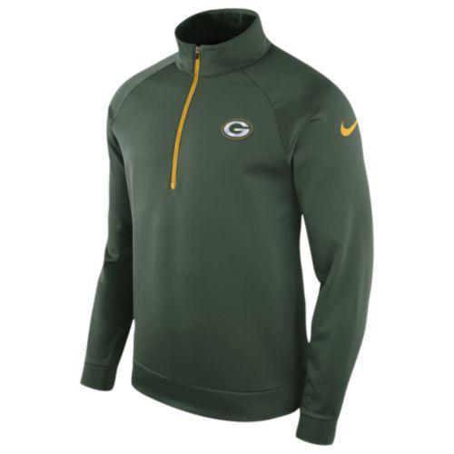 (取寄)Nike ナイキ メンズ NFL ライトウェイト サーマ 1/2 ジップ トップ Nike Men's NFL Lightweight Therma 1/2 Zip Top Fir