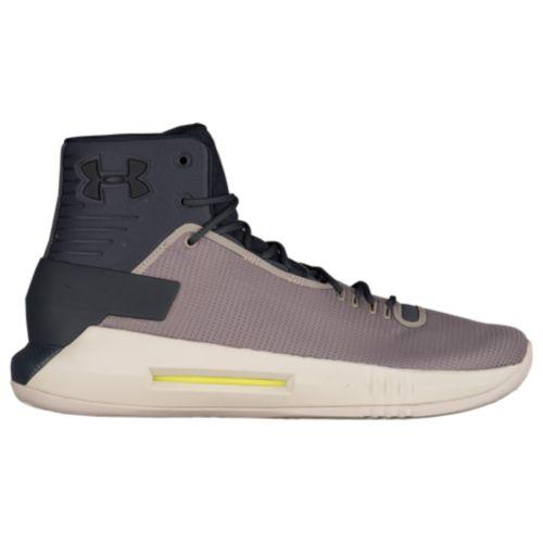 (取寄)アンダーアーマー メンズ ドライブ 4 Under Armour Men's Drive 4 Autumn Tan Stealth Grey White