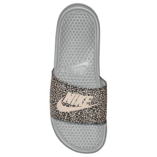 huge discount 464c3 06e69 (order) ナイキメンズサンダルベナッシ JDI slide Nike Men s Benassi JDI Slide Wolf Grey  Summit White Anthracite