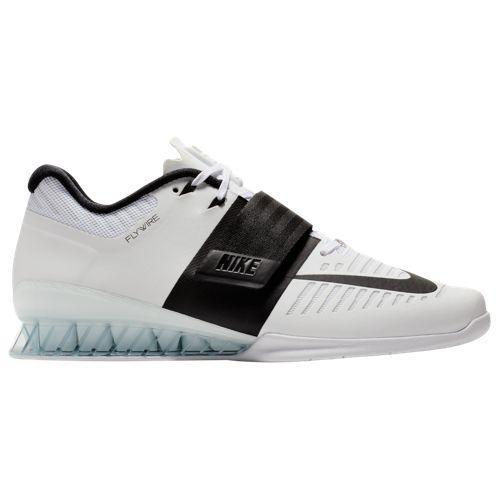 (取寄)ナイキ メンズ ロマレオス 3 Nike Men's Romaleos 3 White Black