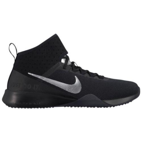 (取寄)ナイキ レディース エア ズーム ストロング 2 トレーニングシューズ Nike Women's Air Zoom Strong 2 Black Black Chrome