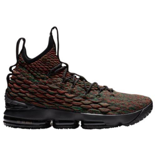 (取寄)ナイキ メンズ スニーカー バッシュ レブロン 15 レブロン ジェームズ バスケットシューズ Nike Men's LeBron 15 Lebron James Multi