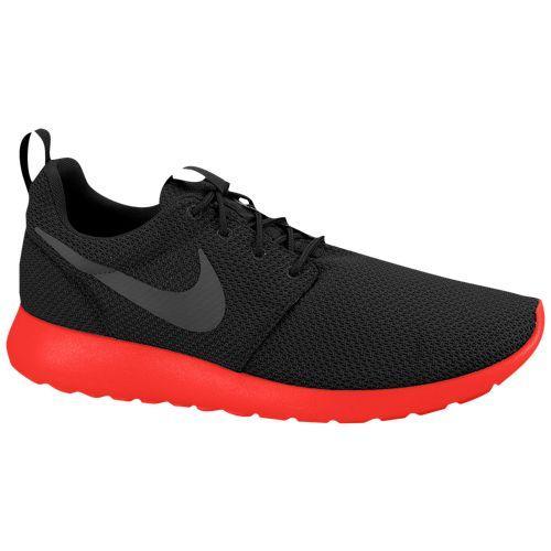 (取寄)ナイキ メンズ ローシ ワン スニーカー Nike Men's Roshe One Black Siren Red Anthracite