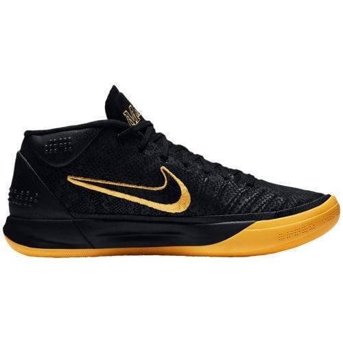(取寄)ナイキ メンズ バッシュ コービー A.D. コービー ブライアント バスケットボール Nike Men's Kobe A.D. Kobe Bryant Black University Gold