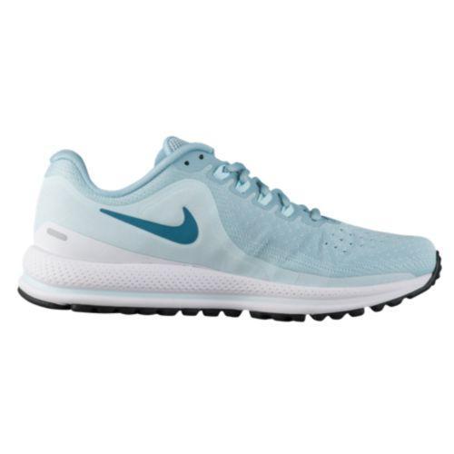 (取寄)ナイキ レディース エア ズーム ボメロ 13 Nike Women's Air Zoom Vomero 13 Ocean Bliss Noise Aqua Glacier Blue White
