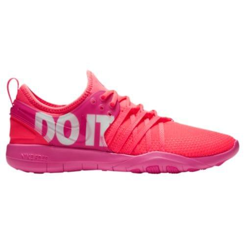 (取寄)ナイキ レディース フリー TR 7 トレーニングシューズ Nike Women's Free TR 7 Hot Punch White Pink Blast
