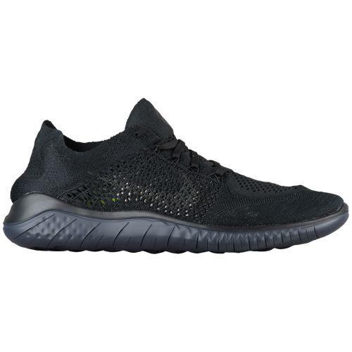 (取寄)ナイキ メンズ スニーカー ランニングシューズ フリー RN フライニット 2018 Nike Men's Free RN Flyknit 2018 Black Anthracite