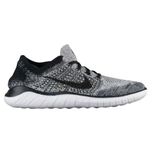 (取寄)ナイキ メンズ スニーカー ランニングシューズ フリー RN フライニット 2018 Nike Men's Free RN Flyknit 2018 White Black