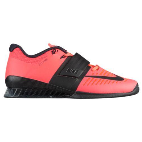 (取寄)ナイキ メンズ ロマレオス 3 トレーニングシューズ Nike Men's Romaleos 3 Solar Red Black