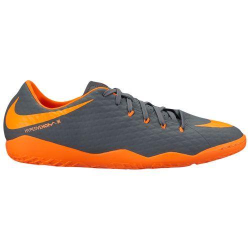 (取寄)ナイキ メンズ スニーカー ランニングシューズ ハイパーベノム ファントム エックス 3 アカデミー ic Nike Men's Hypervenom PhantomX 3 Academy IC Dark Grey Total Orange White
