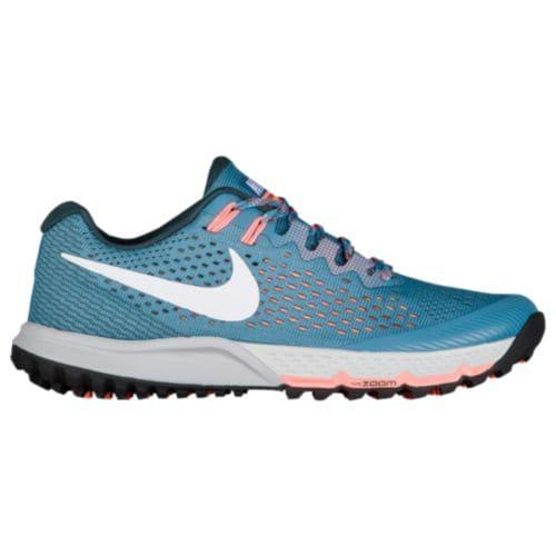 (取寄)ナイキ レディース エア ズーム テラ カイガー 4 Nike Women's Air Zoom Terra Kiger 4 Noise Aqua White Deep Jungle Crimson Pulse