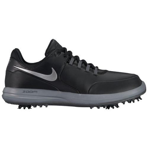 (取寄)ナイキ メンズ アキュレイト ゴルフ シューズ Nike Men's Accurate Golf Shoes Black Metallic Silver Cool Grey