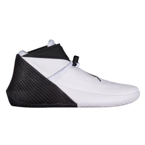(取寄)ジョーダン メンズ バッシュ ワイ ノット ゼロ ワン ラッセル ウェストブルック バスケットボール Jordan Men's Why Not Zero.1 Russell Westbrook White Black