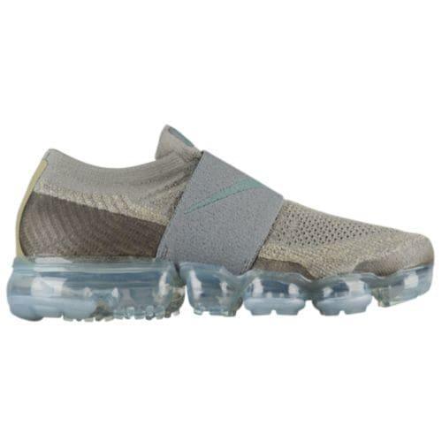 (取寄)ナイキ レディース エア ヴェイパーマックス フライニット モック Nike Women's Air VaporMax Flyknit Moc Dark Stucco Clay Green Neutral Olive Lt Bone