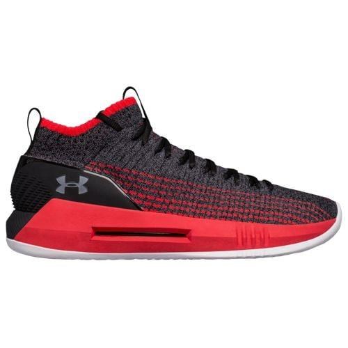 (取寄)アンダーアーマー メンズ ヒート シーカー Under Armour Men's Heat Seeker Black Pierce Zinc Grey