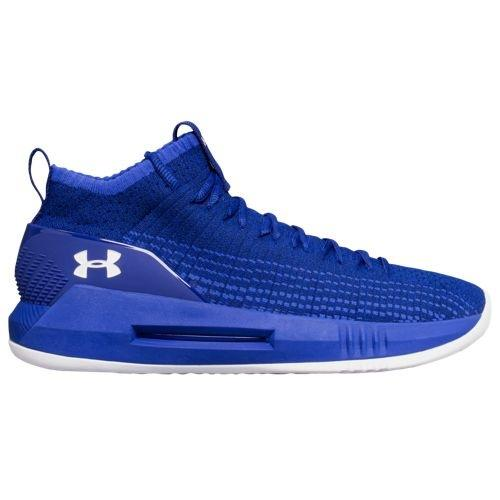 (取寄)アンダーアーマー メンズ ヒート シーカー Under Armour Men's Heat Seeker Formation Blue Jupiter Blue White