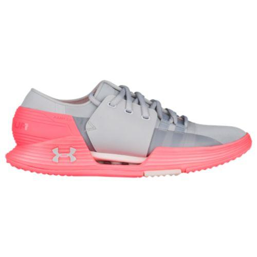 (取寄)アンダーアーマー レディース スピードフォーム Amp 2.0 Under Armour Women's Speedform Amp 2.0 Overcast Gray Brilliance
