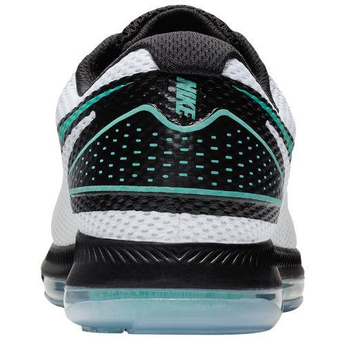 8295fd035afd (order) Nike men zoom ALL OUT low 2 Nike Men s Zoom All Out Low 2 White  Clear Jade Black