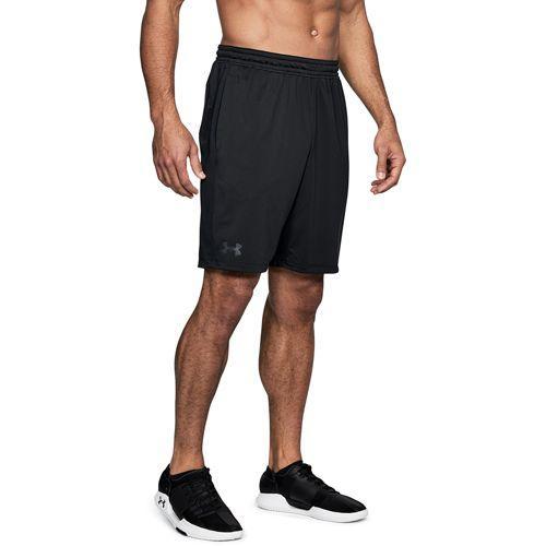 (取寄)アンダーアーマー メンズ MK1 ショーツ Under Armour Men's MK1 Shorts Black Black Stealth Grey