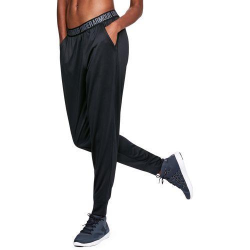 (取寄)アンダーアーマー レディース プレイ アップ パンツ Under Armour Women's Play Up Pants Black