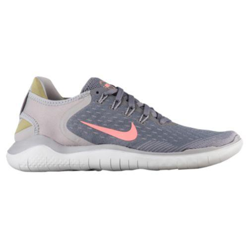 (取寄)ナイキ レディース フリー RN 2018 Nike Women's Free RN 2018 Gunsmoke Crimson Pulse Atmosphere Grey