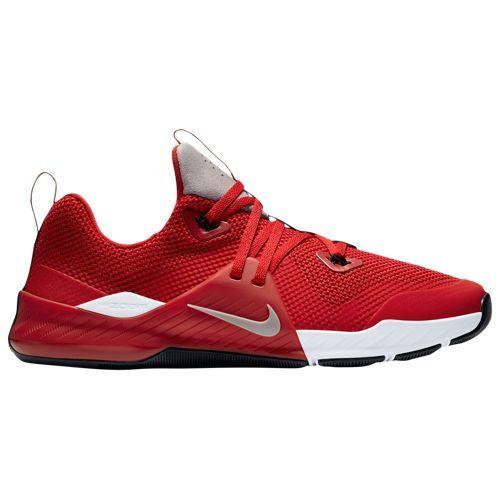 (取寄)ナイキ メンズ スニーカー ズーム トレイン コマンド オハイオ ステイト バックアイズ Nike Men's Zoom Train Command Ohio State Buckeyes Black White University Red