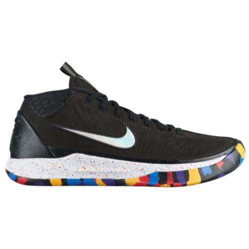(取寄)ナイキ メンズ スニーカー バッシュ コービー A.D. コービー ブライアント バスケットシューズ Nike Men's Kobe A.D. Kobe Bryant Black Multi