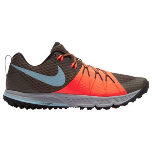 (取寄)ナイキ メンズ スニーカー ズーム ワイルドホース 4 Nike Men's Zoom Wildhorse 4 Ridgerock Ocean Bliss Total Crimson Black