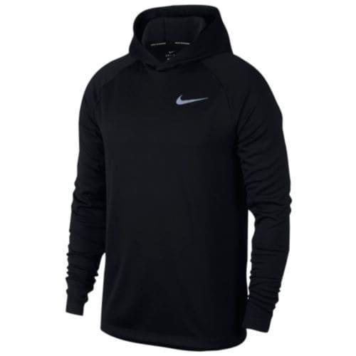 (取寄)ナイキ メンズ パーカー ドライ ランニング フーディ Nike Men's Dry Running Hoodie Black