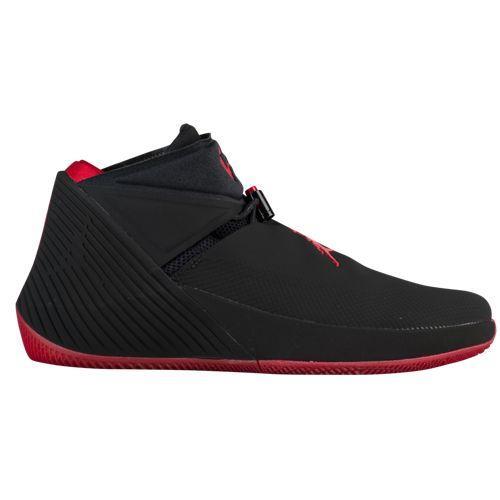 (取寄)ジョーダン メンズ バッシュ ワイ ノット ゼロ ワン ラッセル ウェストブルック バスケットボール Jordan Men's Why Not Zero.1 Russell Westbrook Black Gym Red