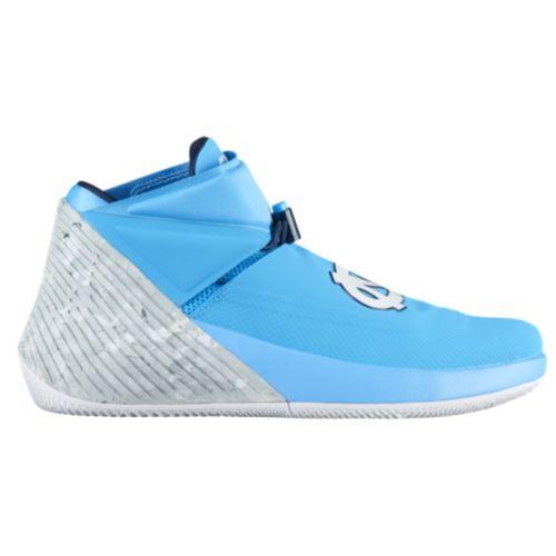 (取寄)ジョーダン メンズ バッシュ ワイ ノット ゼロ ワン ラッセル ウェストブルック バスケットボール Jordan Men's Why Not Zero.1 Russell Westbrook University Blue White