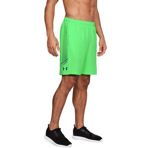(取寄)アンダーアーマー メンズ ウーブン グラフィック ショーツ Under Armour Men's Woven Graphic Shorts Arena Green Tourmaline Teal