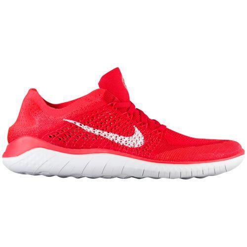 (取寄)ナイキ メンズ スニーカー ランニングシューズ フリー RN フライニット 2018 Nike Men's Free RN Flyknit 2018 University Red White Bright Crimson