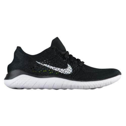 (取寄)ナイキ レディース スニーカー ランニングシューズ フリー RN フライニット 2018 Nike Women's Free RN Flyknit 2018 Black White