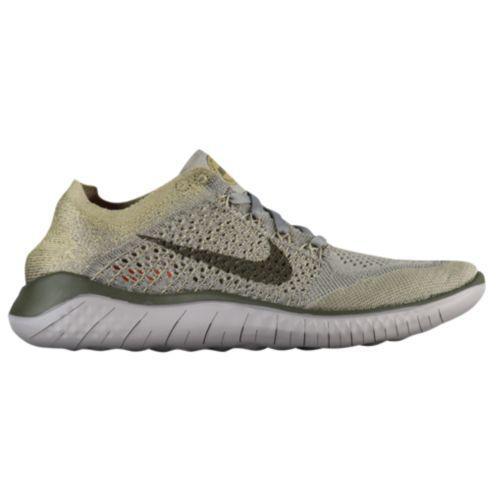 (取寄)ナイキ レディース スニーカー ランニングシューズ フリー RN フライニット 2018 Nike Women's Free RN Flyknit 2018 Dark Stucco Cargo Khaki Neutral Olive Atmos Grey