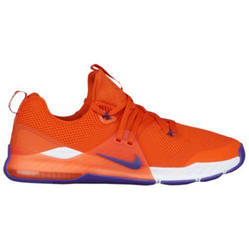 (取寄)ナイキ メンズ スニーカー ズーム トレイン コマンド クレムソン タイガース Nike Men's Zoom Train Command クレムソン タイガース University Orange New Orchid White