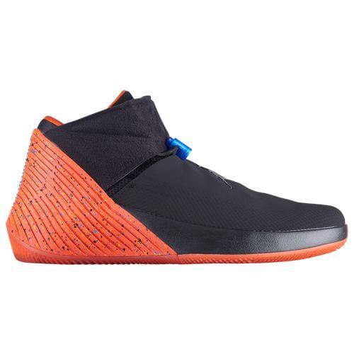 (取寄)ジョーダン メンズ バッシュ ワイ ノット ゼロ ワン ラッセル ウェストブルック バスケットボール Jordan Men's Why Not Zero.1 Russell Westbrook Black Signal Blue Team Orange