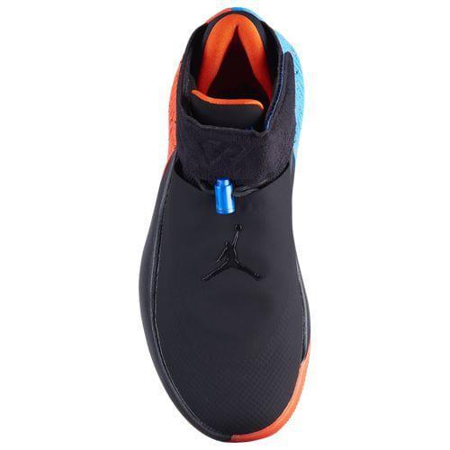 89f15572fb7d98 (order) Jordan men Y knot zero one raschel Westbrook Jordan Men s Why Not  Zero.1 Russell Westbrook Black Signal Blue Team Orange