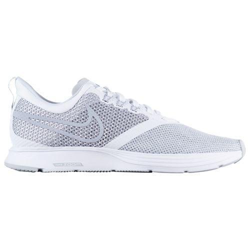 (取寄)ナイキ レディース スニーカー ランニングシューズ ズーム ストライク Nike Women's Zoom Strike White Wolf Grey