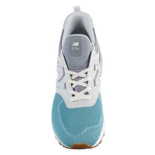 b857020c4d0c (order) New Balance men sneakers blue 574 sports New balance Men s 574  Sport Gunmetal Storm Blue