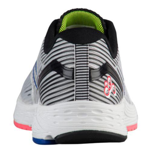 new concept 42786 d7435 (order) New Balance Lady s sneakers gray 890 V6 running shoes New balance  Women s 890 V6 White Munsell Black Blue Iris Vivid Coral