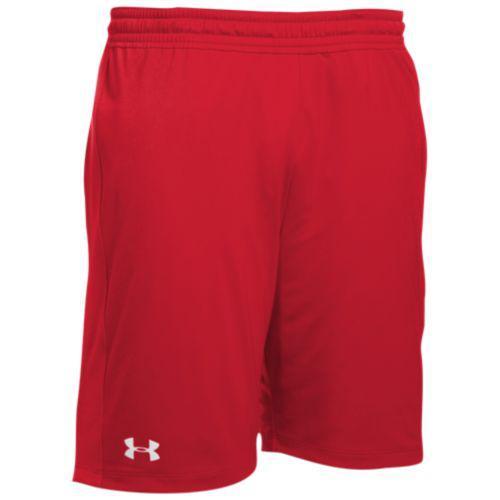 (取寄)アンダーアーマー メンズ チーム レイド 2.0 ショーツ Under Armour Men's Team Raid 2.0 Shorts Red White