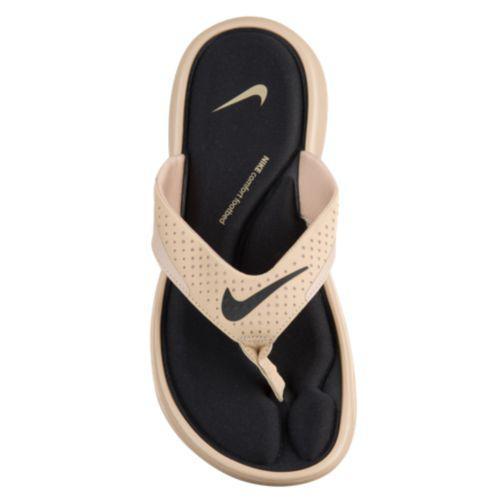 d2a6393bb13 (order) Nike men sandals ultra comfort tong Nike Men s Ultra Comfort Thong  Sand Black