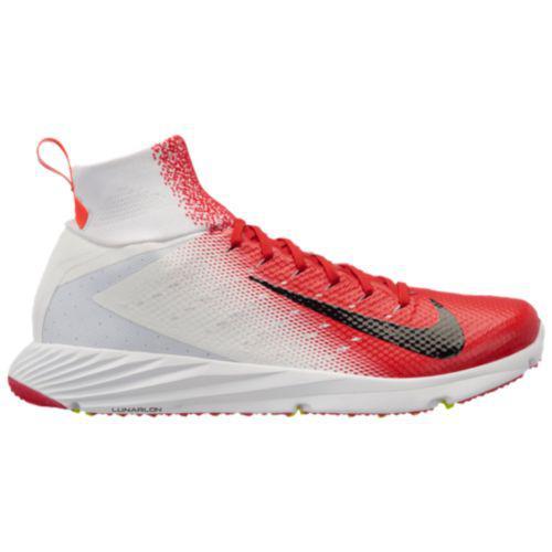 (取寄)ナイキ メンズ ヴェイパー アンタッチャブル スピード ターフ 2 トレーニングシューズ スニーカー Nike Men's Vapor Untouchable Speed Turf 2 White Black University Red Total Crimson Volt