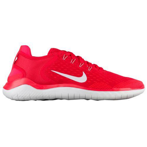 (取寄)ナイキ メンズ ランニングシューズ フリー RN 2018 Nike Men's Free RN 2018 Speed Red Vast Grey Bright Crimson